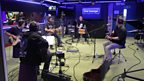 Frank Turner in the Live Lounge
