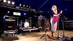 Pip Mountjoy at Glastonbury 2013