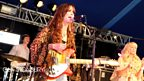 The Sundowners at Glastonbury 2013
