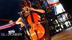 Jay Brown at Glastonbury 2013