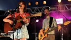 Gabrielle Aplin at Glastonbury 2013