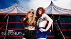 Deap Vally at Glastonbury 2013