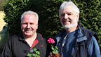 The Flower Pot Men: Adrian and Keith