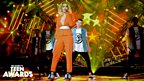 Nick Grimshaw and Rita Ora host Radio 1's Teen Awards 2013