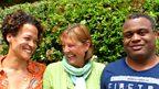 Skin Deep: Abbe, Lesley & Mark
