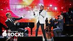Barry Manilow at Children In Need Rocks 2013