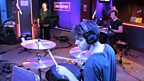 Wilkinson in the Live Lounge