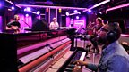 Maroon 5 in the Live Lounge