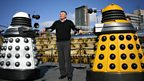World Champion versus the Daleks
