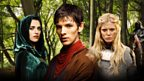 Morgana, Merlin and Morgause