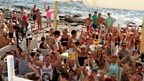 The Cafe Mambo crowd!