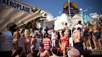 Cafe Mambo crowd