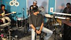 Bobby Womack & Damon Albarn in Session