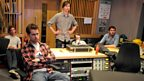 Parquet Courts in session