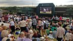 Wimbledon 2013: Behind the scenes