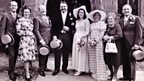 Lilian Archer marries Ralph Bellamy (Sep 1971)