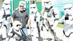 Paul Hollywood and the Stormtroopers