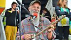 Seasick Steve performs live