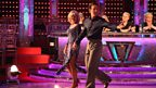 Fiona Fullerton and Anton Du Beke dance the Rumba
