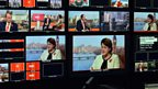 The gallery of the Marr Show