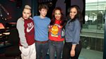 Stooshe play Pie Tennis