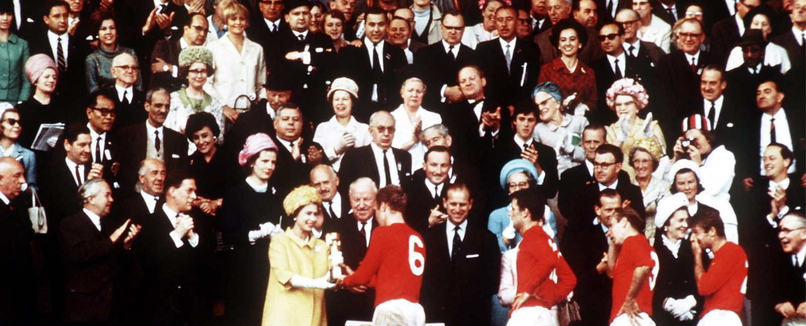 Did The 1966 World Cup Mark Birth Of Modern Football