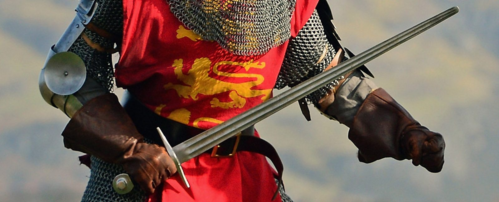 Why is Stirling Castle the bloody heart of Scotland?