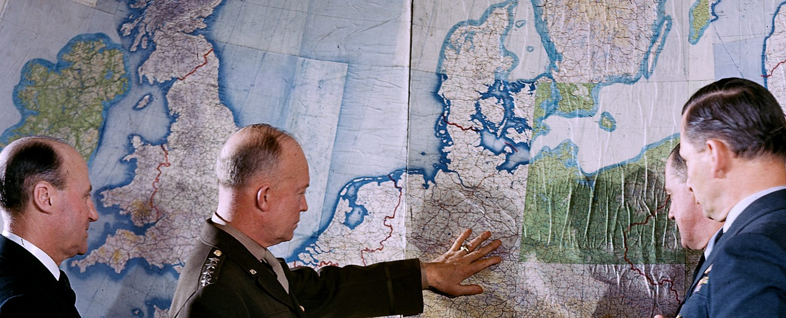 What did Canadians do to help win D-day?