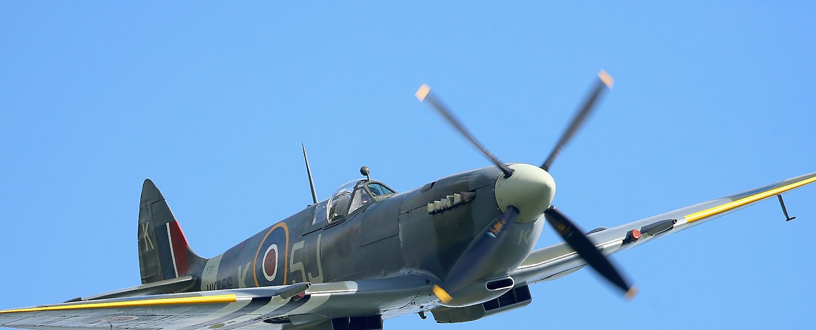 bbc iwonder - why do we love the spitfire?