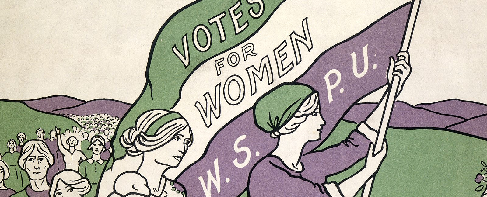 Image result for suffragettes votes for women