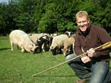 Adam Henson At The Show And Sale