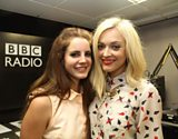 Fearne Cotton and Lana Del Rey