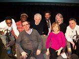 STUDIO GUESTS :: ANNIE, ED, RICHARD, RICHARD, MURRAY, SIAN, MEREDITH AND JOHN