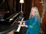 COCKTAIL PIANIST :: CATHY KINLEY