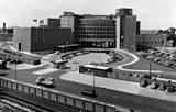 BBC Television Centre in 1960