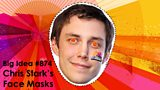 Chris Stark's Big Weekend Face Masks