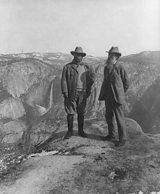 An Ceann-Suidhe Roosevelt agus Iain Muir