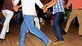 Going to a ceilidh? Learn the steps