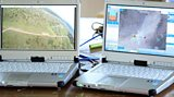 The control center on the Ol Pejeta Conservancy
