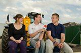 Andrew Marston interviews KeyGreen at the Wychwood Festival