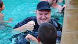 Kim Dotcom: On the road with Hollywood's biggest enemy