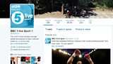 Join 5 live Sport on Twitter
