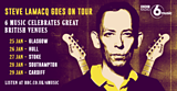 Lamacq on tour