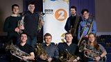 Young Brass Award 2016 Group Shot
