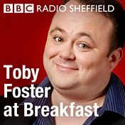 Toby Foster at Breakfast