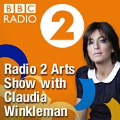 Radio 2 Arts Show with Claudia Winkleman