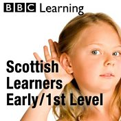 Scottish Schools  Early/1st level