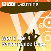 World War 1 Performance Pack - 'Archie Dobson's War'