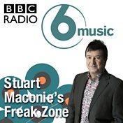 Stuart Maconie's Freak Zone