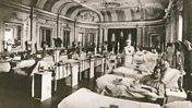 Knoll Hill, Bristol: Bishops Knoll War Hospital